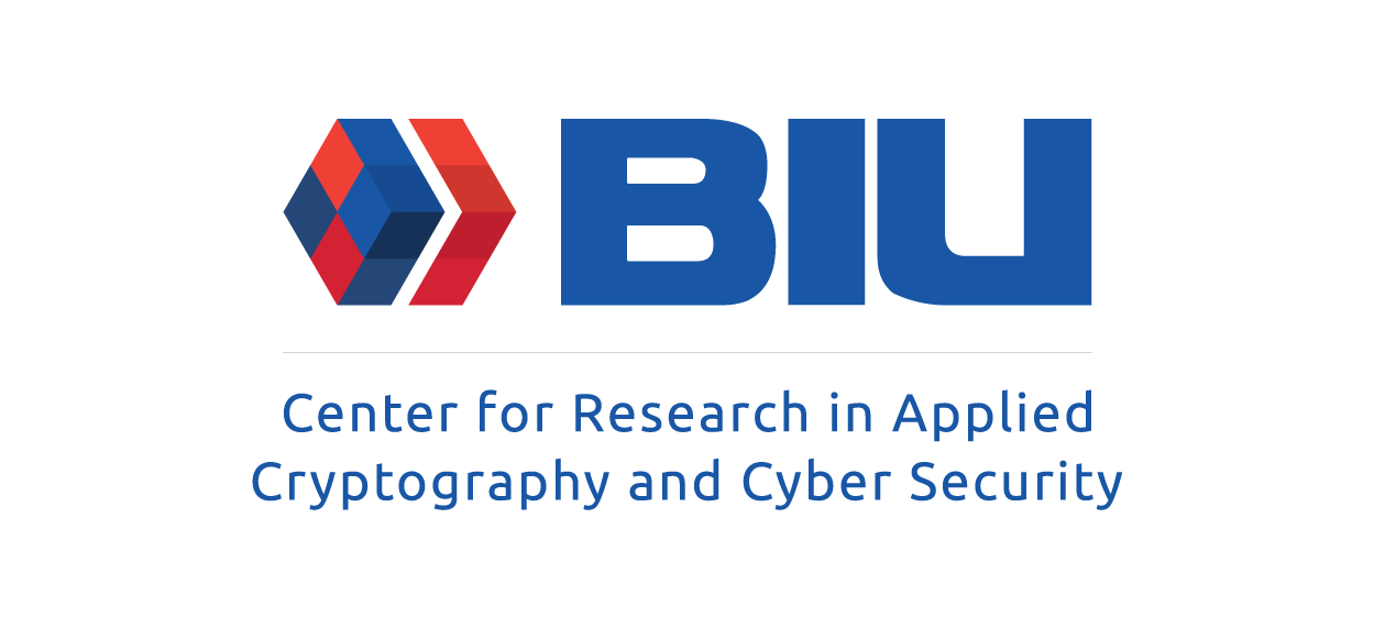 Bar Ilan Center for Research in Applied Cryptography and Cyber Security Logo